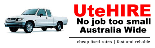 UTEHIRE.COM and UTEHIRE.COM.AU Website and Domain Names for sale - Ute Hire