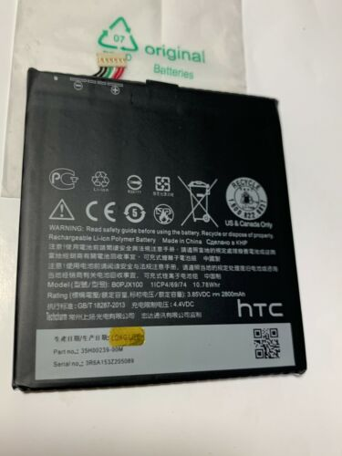 ORIGINAL HTC Desire E9 E9+ E9X P 828 830 ONE A53 A5 BOPJX100 BATTERY B0PJX100