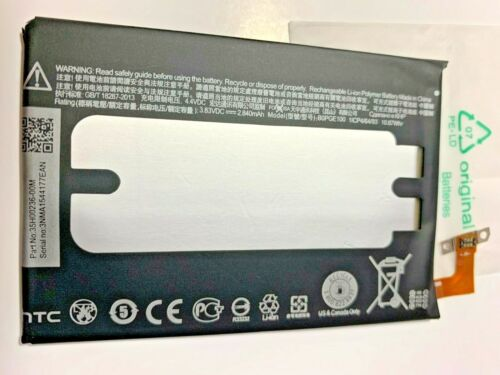 ORIGINAL HTC ONE M9 Li-ion BATTERY B0PGE100 35H00236-00M BOPGE100