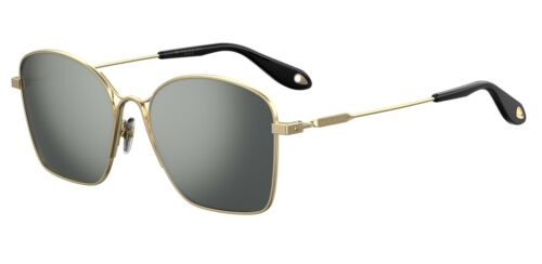Occhiali da sole Givenchy CLIP GV 7092/S GOLD/GREY donna ORIGINALI