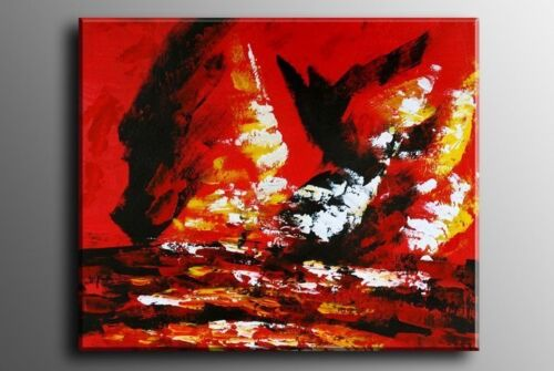 """Original Modern Contemporary Abstract Canvas Oil Painting ~ 24"""" X 20"""""""