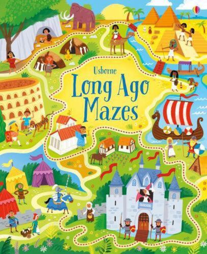 Long Ago Mazes by Sam Smith Paperback Book Free Shipping!