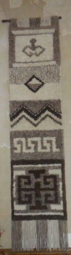 African Wall Hanging Rug