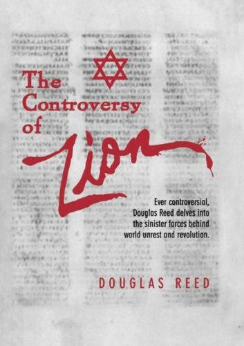 The Controversy of Zion by Douglas Reed (English) Paperback Book Free Shipping!