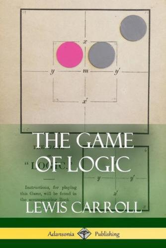 Game of Logic by Lewis Carroll (English) Paperback Book Free Shipping!