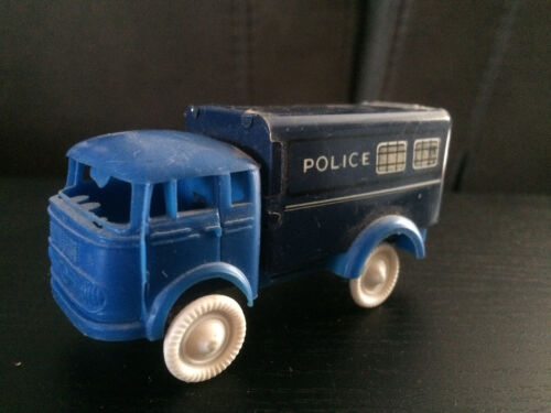 Sésame - Camion - Fourgeon - Mercedes police Made in France