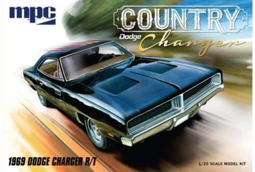 "MPC R2MPC878M 1:25 1969 Dodge ""Country Charger"" R/T"