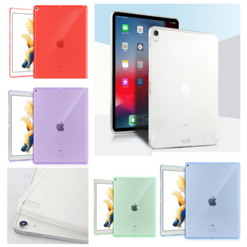 "TPU Case for Apple iPad Pro 12.9"" inch 2015 2017 2018 Protective Cover 1-3rd Gen"