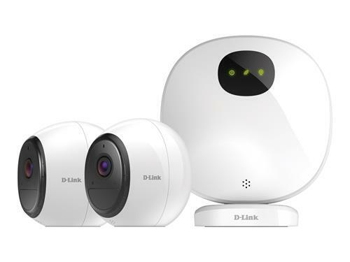D-Link Pro Wire-Free Camera Kit (2 telecamere)