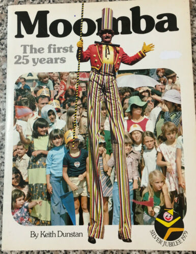 MOOMBA – The First 25 Years