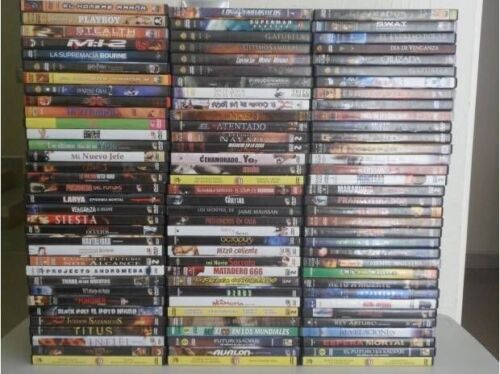 Free Postage - $4.99 movies, very good to as new condition - Drop-down Menu.