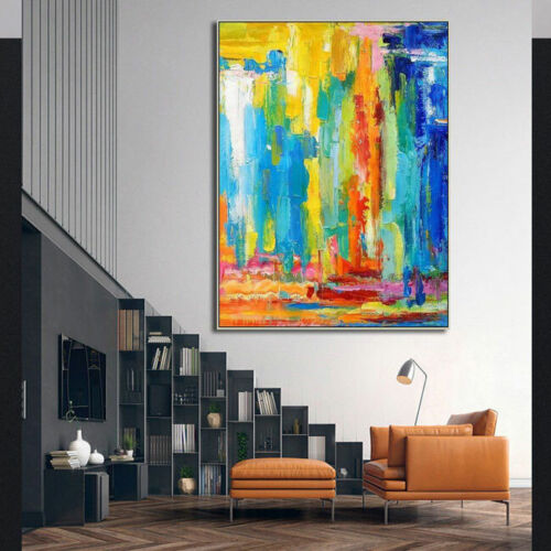 CHENPAT964 abstract modern wall hand painted oil painting art on canvas