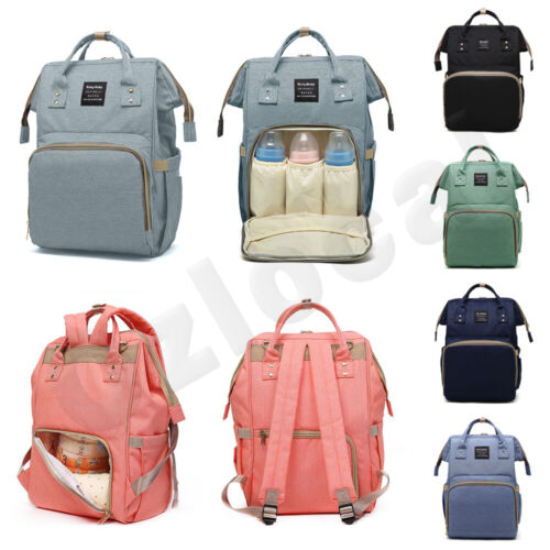 Luxury Multifunctional Baby Diaper Nappy Backpack Maternity Mummy Changing Bag <br/> High Quality √ Special price for first 100 buyers √