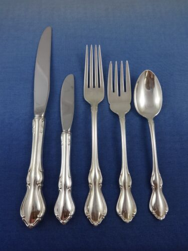 Hampton Court by Reed & Barton Sterling Silver Flatware Set Service 65 Pieces