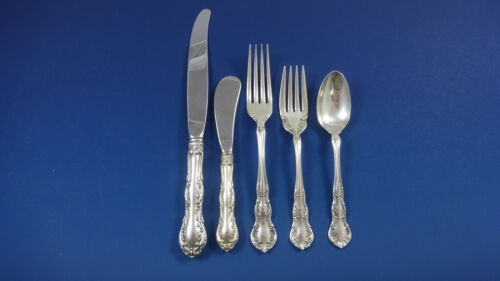 Old Atlanta by Wallace Irving Sterling Silver Flatware Set 12 Service 60 Pieces