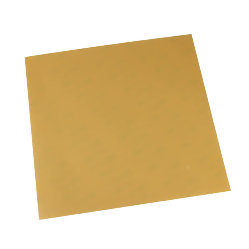 235x235mm PEI Sheet 3D Printer Base Build Surface with Adhesive for Ender 3
