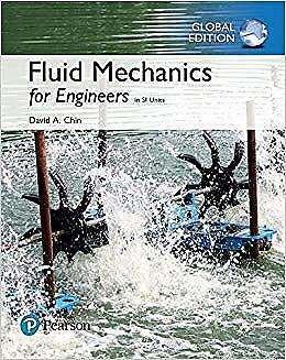 NEW 3 Days AUS Fluid Mechanics for Engineers in Si Units 1E - 9781292161044