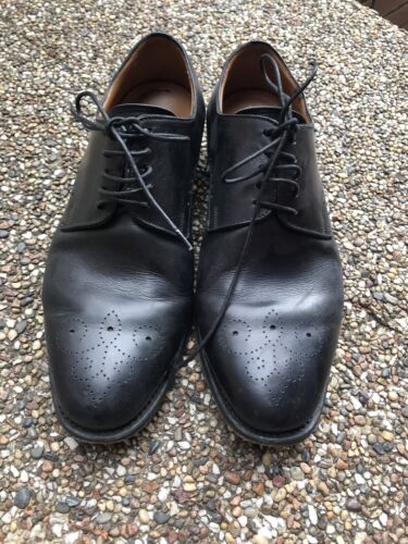 Bally men's leather size 37 Made in Switzerland 🇨🇭
