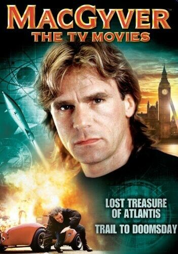 MacGyver: The TV Movies (REGION 1 DVD New)