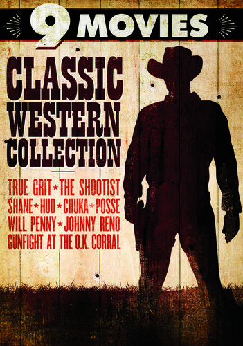 Ultimate Classic Western Collection - 9 DISC SET (REGION 1 DVD New)