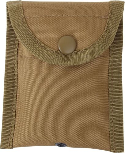 Coyote Brown MOLLE Compatible Compass PouchPouches - 70991
