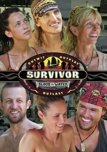 Survivor: Blood Vs Water - Season 27 - 6 DISC SET (REGION 1 DVD New)