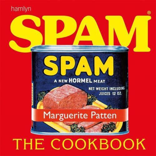 Spam the Cookbook by Marguerite Patten (English) Hardcover Book Free Shipping!