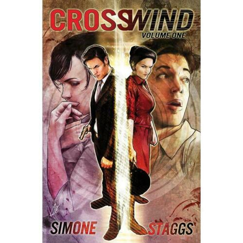 Crosswind V1 TP - Image Comics by Gail Simone & Cat Stagg - Freaky Friday Crime