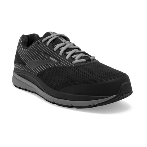 LATEST RELEASE | Brooks Addiction Walker Suede 2 Mens Walking Shoes (2E) (O83)
