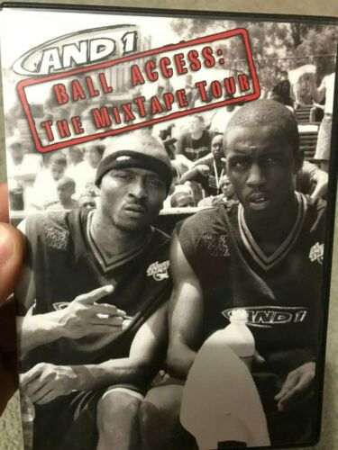 And1 (And 1) - Ball Access : The Mixtape Tour region 1 DVD (basketball)