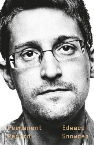 Permanent Record by Edward Snowden Paperback Book Free Shipping!