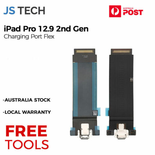 New Charging Charger Port Flex WiFi Cellular 4G for iPad Pro 12.9 2nd Gen