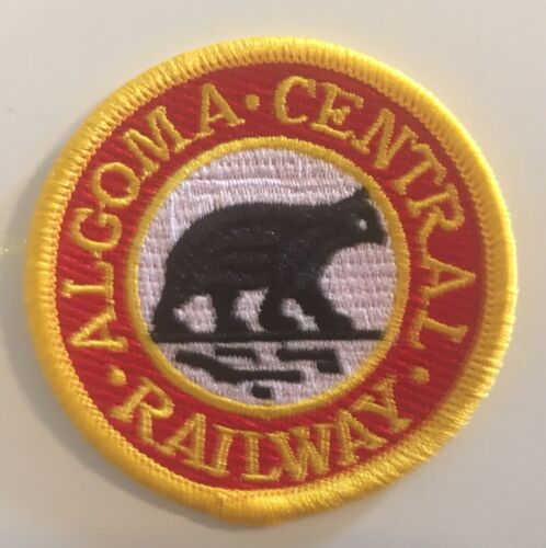 Patch- ALGOMA CENTRAL RAILWAY (AC)  #11051 - NEW- Free Shipping