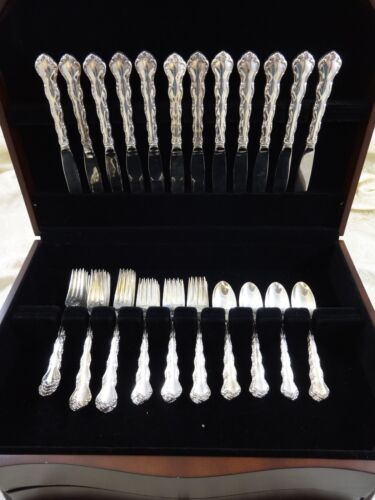 Tara by Reed and Barton Sterling Silver Flatware Set Service 57 Pieces
