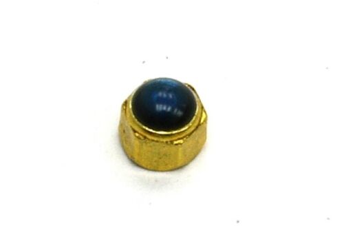 New Crown with Blue Stone size 3.5 x 3.00 x 1.20 mm.