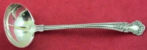 """Cambridge by Gorham Sterling Silver Sauce Ladle 5 1/4"""" Serving"""