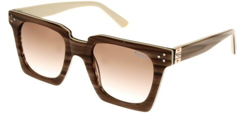 Occhiali da Sole Blauer BL516 STRIPED BROWN/BROWN SHADED 52/20/145 donna