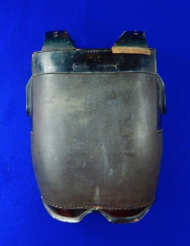 Antique Old Japanese Japan Edo Period Backplate Armor Armour