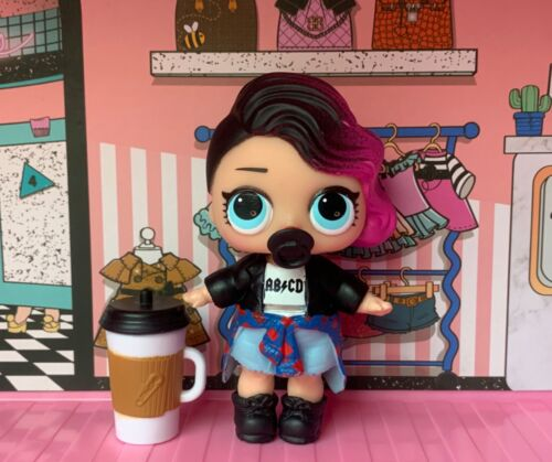 LOL Surprise Dolls Series 1 - Rocker, SZE Code Doll.