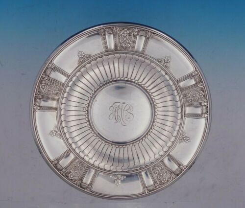 Frontenac by Gorham Sterling Silver Sandwich Plate with Pedestal #42619 (#4413)