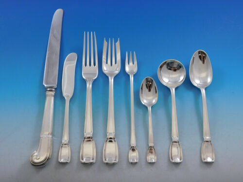 Castilian by Tiffany and Co. Sterling Silver Flatware Service Set 48 Pieces