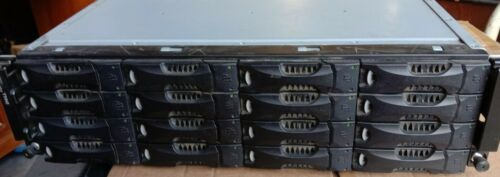 Dell EqualLogic PS6010 San Storage System Dual Type 10 Controller Modules