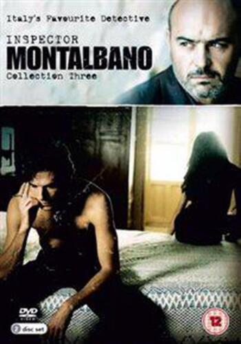 Inspector Montalbano: Collection Three - DVD Region 2 Free Shipping!