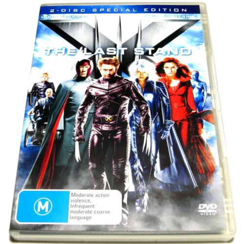 DVD, X Men III - The Last Stand, 2 Discs Special Edition, R4