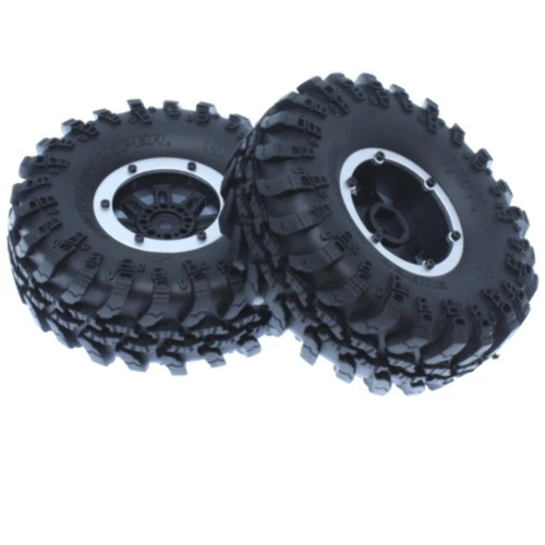 Redcat Pre-Mounted Tire Set, #0R-13851