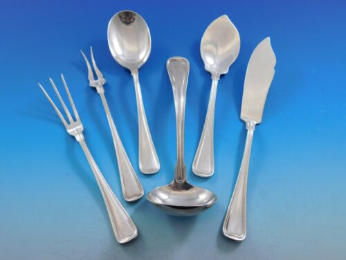 Old French by Gorham Sterling Silver Essential Serving Set Small 6-piece