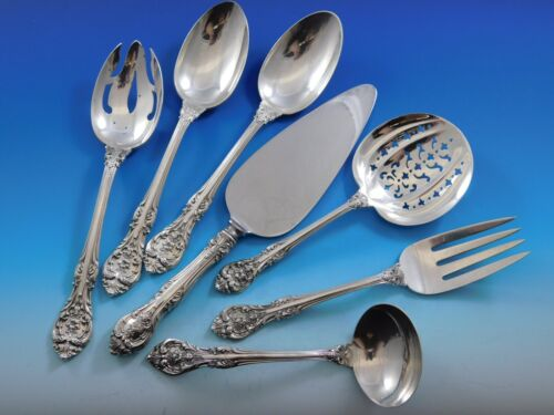 King Edward by Gorham Sterling Silver Essential Serving Set Large 7-piece