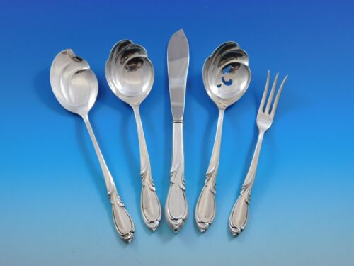 Rhapsody New by International Sterling Silver Essential Serving Set Small 5-pc