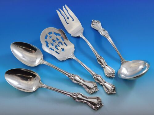 Marlborough by Reed & Barton Sterling Silver Essential Serving Set Large 5-piece