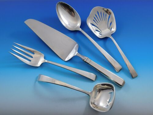 Craftsman by Towle Sterling Silver Essential Serving Set Large 5-piece